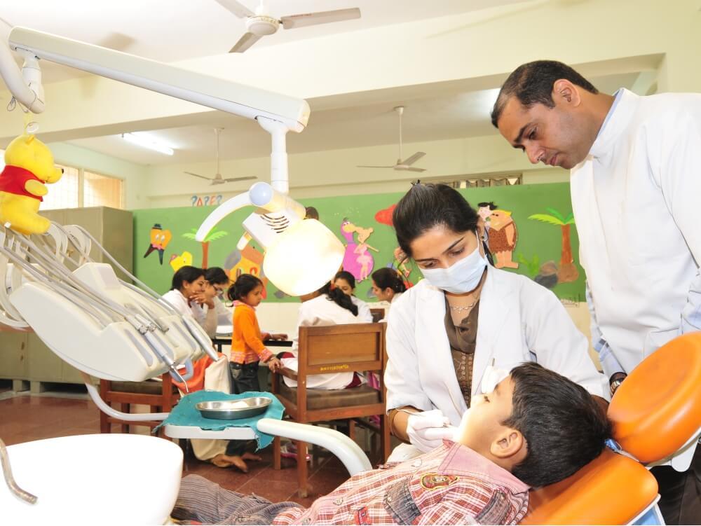 Pediatric and Preventive Dentistry PG Clinic