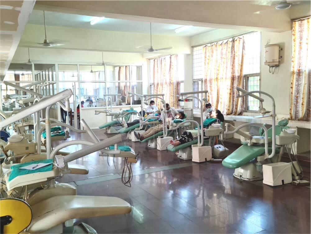 Periodontics PG Clinic Lab