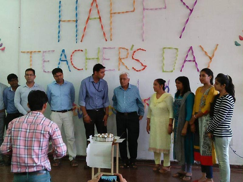 Teacher 's Day