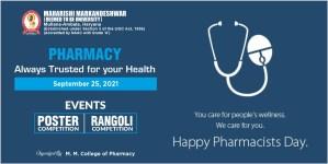 World Pharmacist Day, 2021