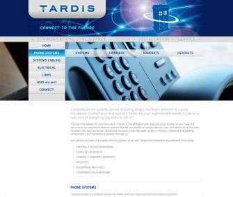 Tardis-website-sample2