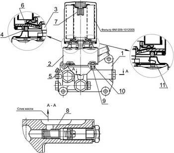 Техническое обслуживание дизеля и его составных частей