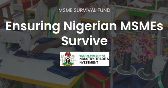Apply For Survival Fund Here – Conditional Grant From FG