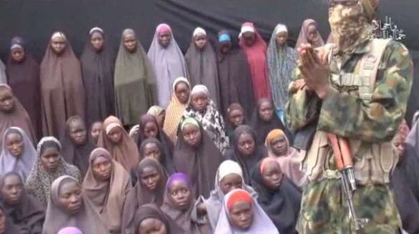 Chibok Girls When Captured