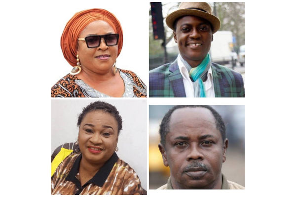 Nigerian Actors Actresses Who Died In 2021