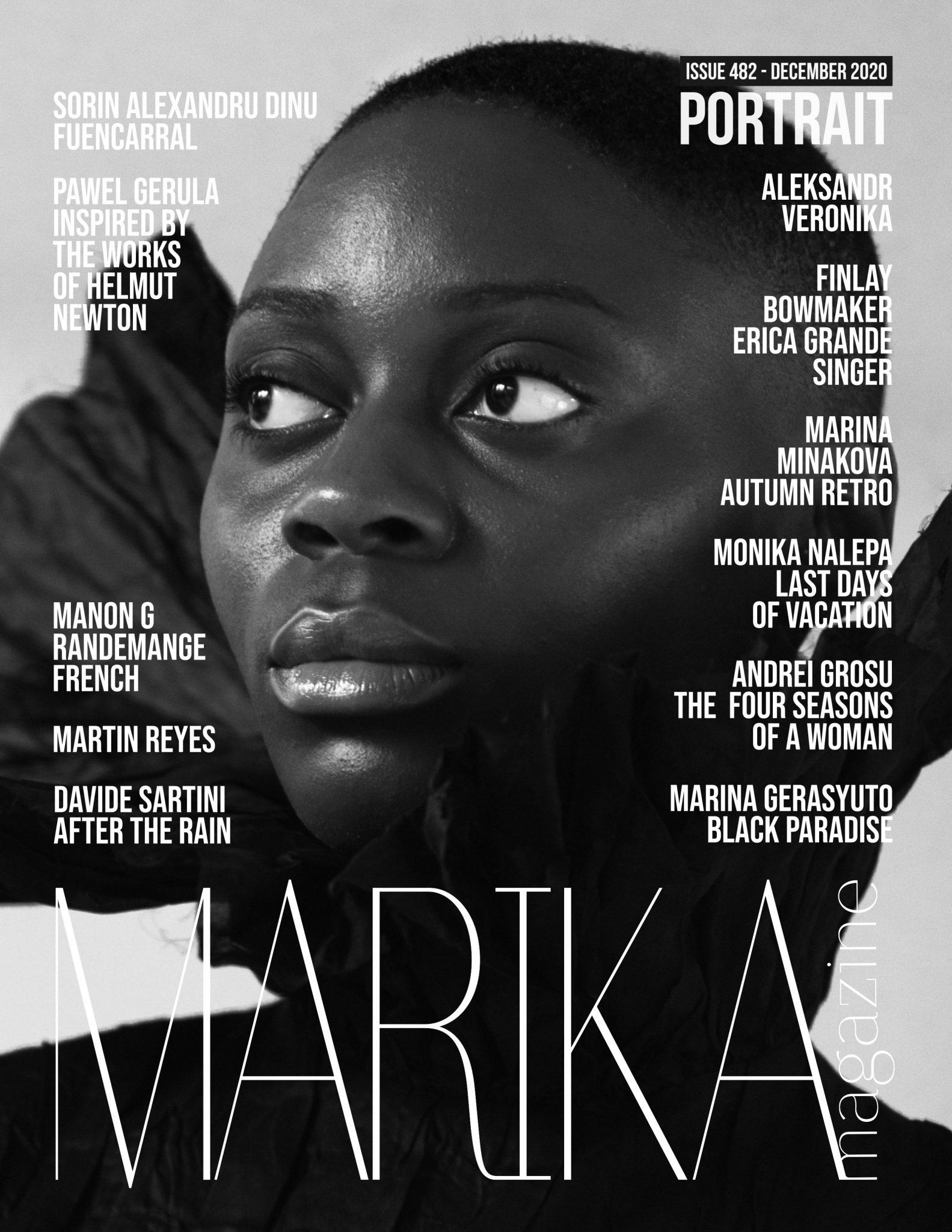 Publikacja w Marika Magazine
