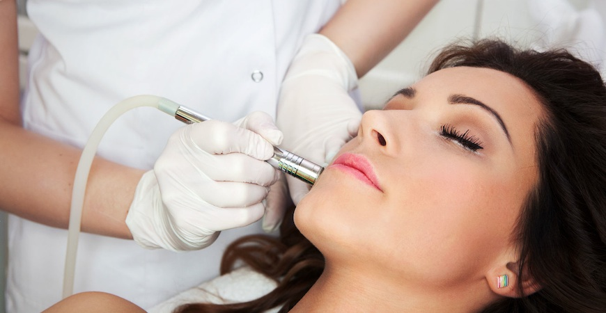 laser acne medical spa services