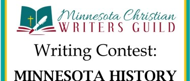 Minnesota Christian Writers Guild's 2018 Writing Contest