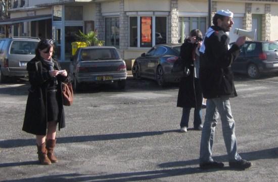 Villeneuve-sur-Lot. Négociations UNEDIC : les chômeurs se font entendre !