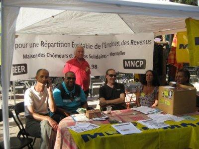 CREER à l'Antigone des Associations de Montpellier