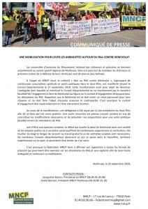 Communiqué de presse mulhouse 2018