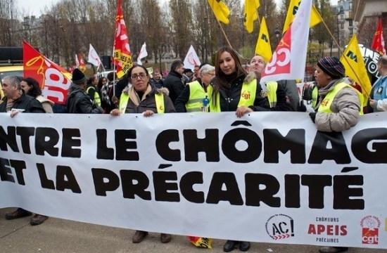 300 000 chômeur·es exclus de l'assurance chômage : rassemblement le 26/06