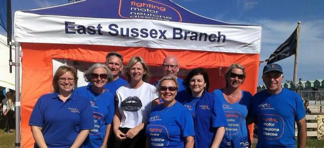 MNDA East Sussex Branch