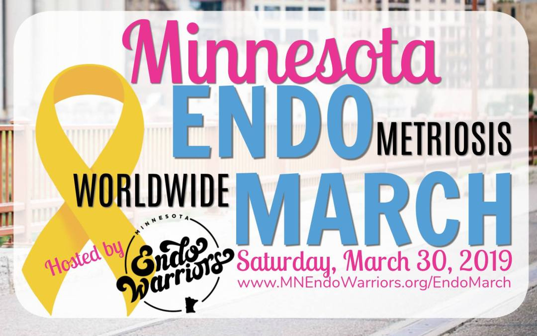 3rd Annual Minnesota Endo March FAQ