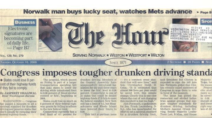 Drunk driving persuasive essay topics