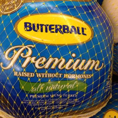 """Don't Pay Extra for the """"Raised without Hormones"""" Turkey!"""