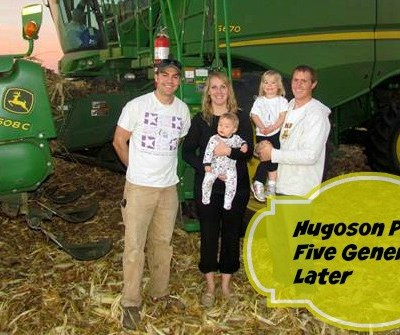 MN Agriculture: Hugoson Pork, Five Generations Later