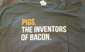 Pig tshirt