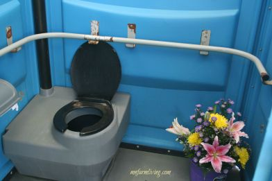 Port a pottie