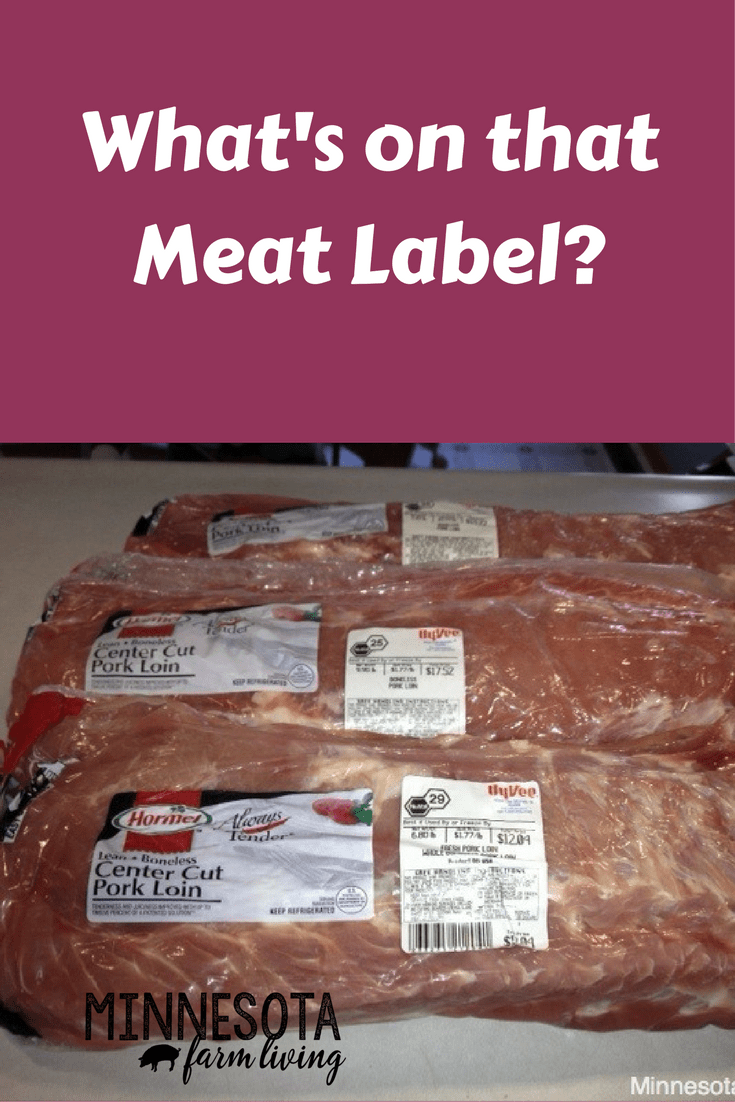 Learn what meat labels mean. Organic, natural, hormones, antibiotic free, free range, locally grown.