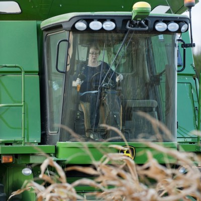 Confessions of a Combine Driver
