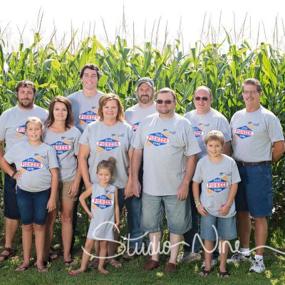 MN Agriculture: Tom and Nancy Rys, Crop Farm and Pioneer Seed