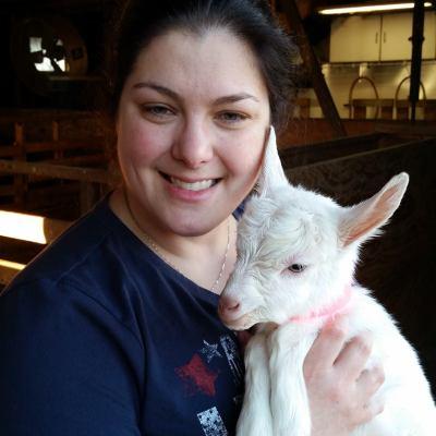 MN Agriculture: Laura Kieser, Four Season Farms – Dairy Goats