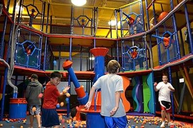 Big Thrill Factory Minnesota Field Trip Library