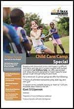 Child Care/Camp Rates