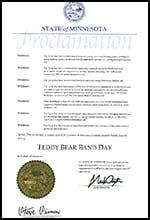 Teddy Bear Band Day