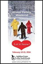 Winter Family Weekend Brochure