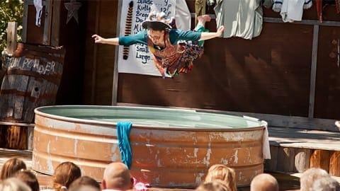 MN Renaissance Festival Diver