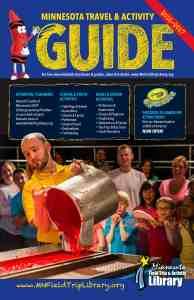 2016 MN Field Trip Guide Cover