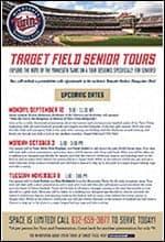 Senior Tours: Sept-November