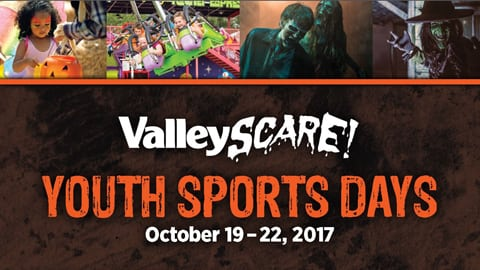 Valleyscare youth sports day
