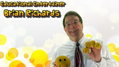 brian richards with smiling emojis