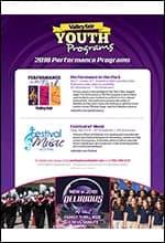 2018 Music Programs