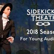 Sidekick Theatre 2018 season of shows for young audiences