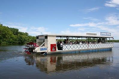 Pelican Breeze II Tour Boat
