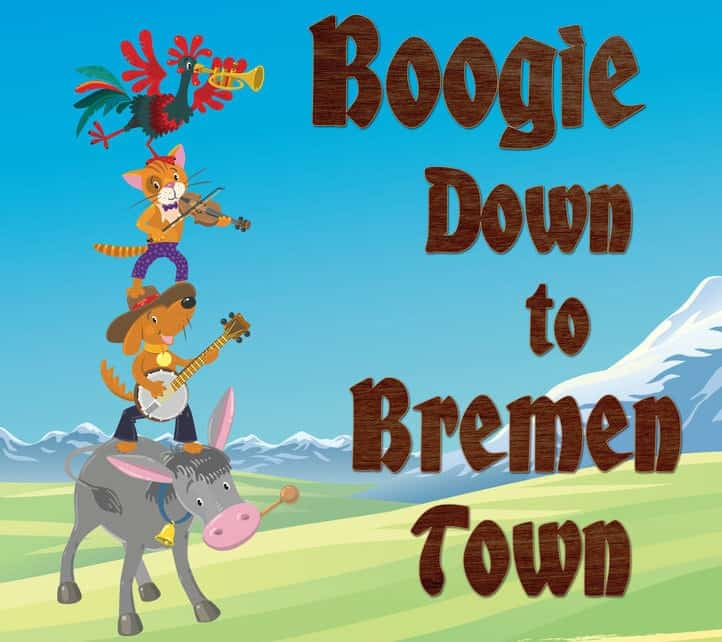 Poster for Boogie Down to Bremen Town
