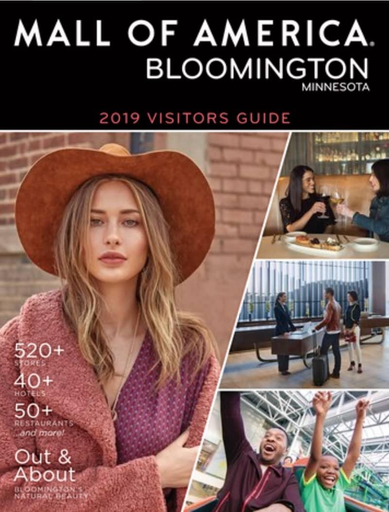 Mall of America 2018 Visitors Guide