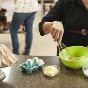Person Cooking With Nordicware