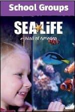 Sea Life School Groups