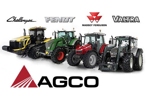 Agco Tractor Lineup