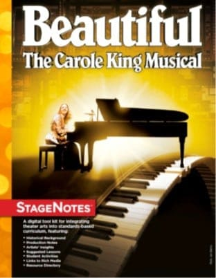 Beautiful The Carol King Musical Study Guide
