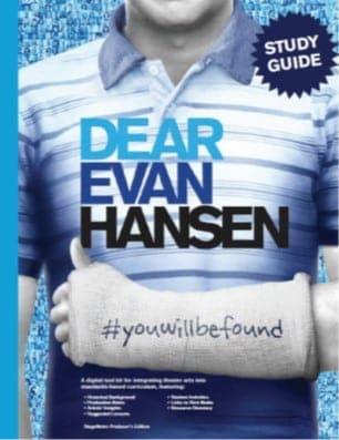 Dear Evan Hansen Study Guide