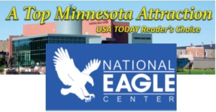National Eagle Center Info