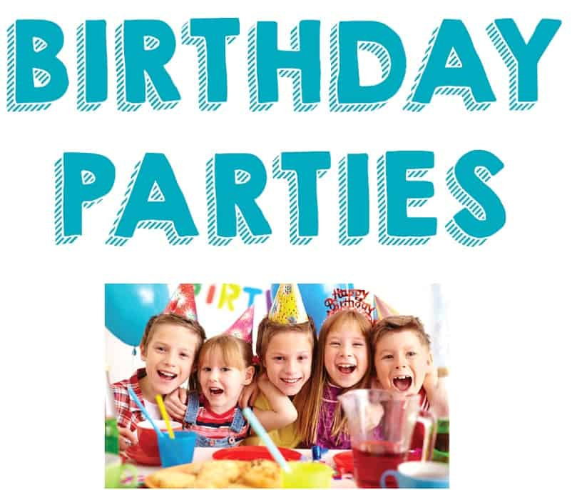 Shoreview Community Center Parties