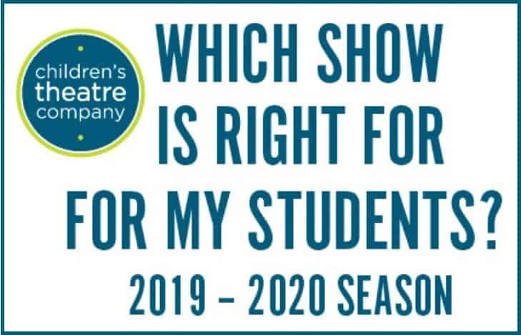 Children's Theatre Company Which Show?