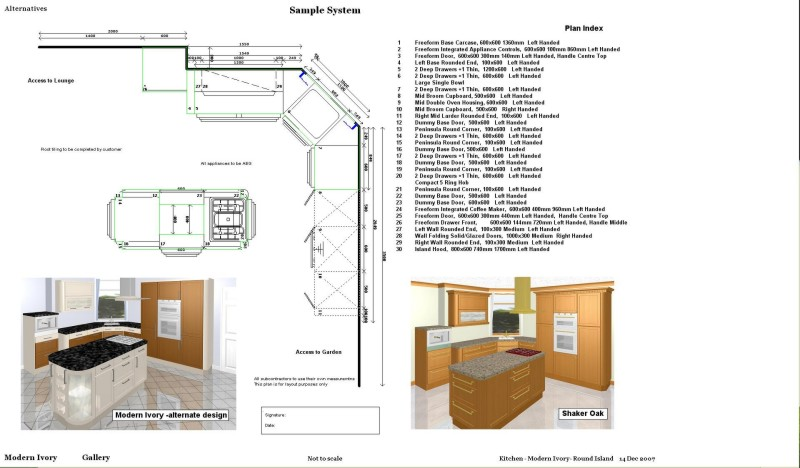 Kitchen Layout And Design Software
